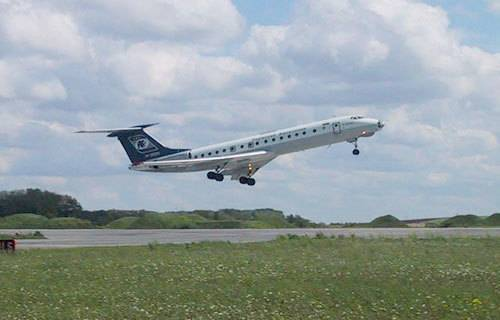 Ту-134 - фото, видео, характеристики самолета ту-134