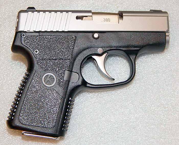 Пистолет Kahr P380