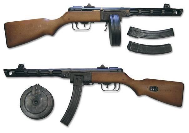 Пистолет-пулемет системы Шпагина: Барабанная дробь Красной Армии