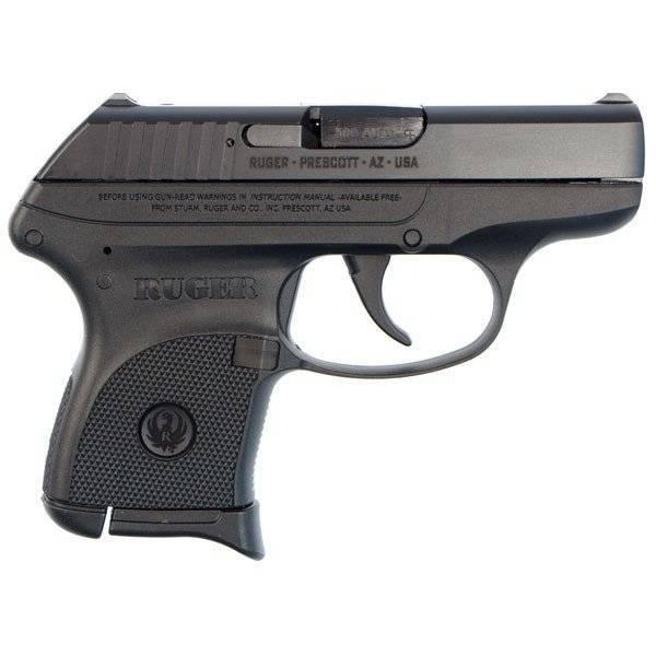 Пистолет ruger lc9