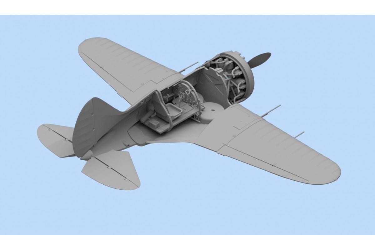 Советский истребитель И-16: история создания, описание, характеристики