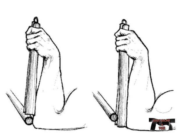 Боевое оружие нунчаки. нунчаку: гениальное изобретение окинавских крестьян. из истории возникновения нунчаков