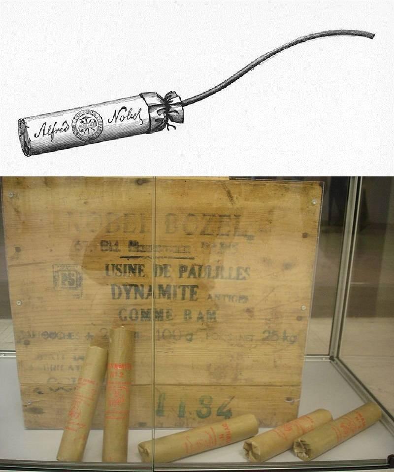 Кто изобрел взрывчатку. динамит: история создания, описание и классификация. альфред нобель не сдается