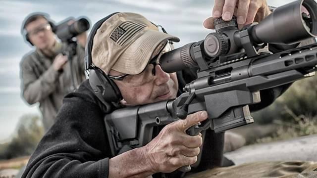 Remington model 700 police снайперская винтовка — характеристики, фото, ттх