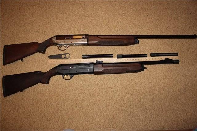 Гладкоствольное ружье ТОЗ-194 М