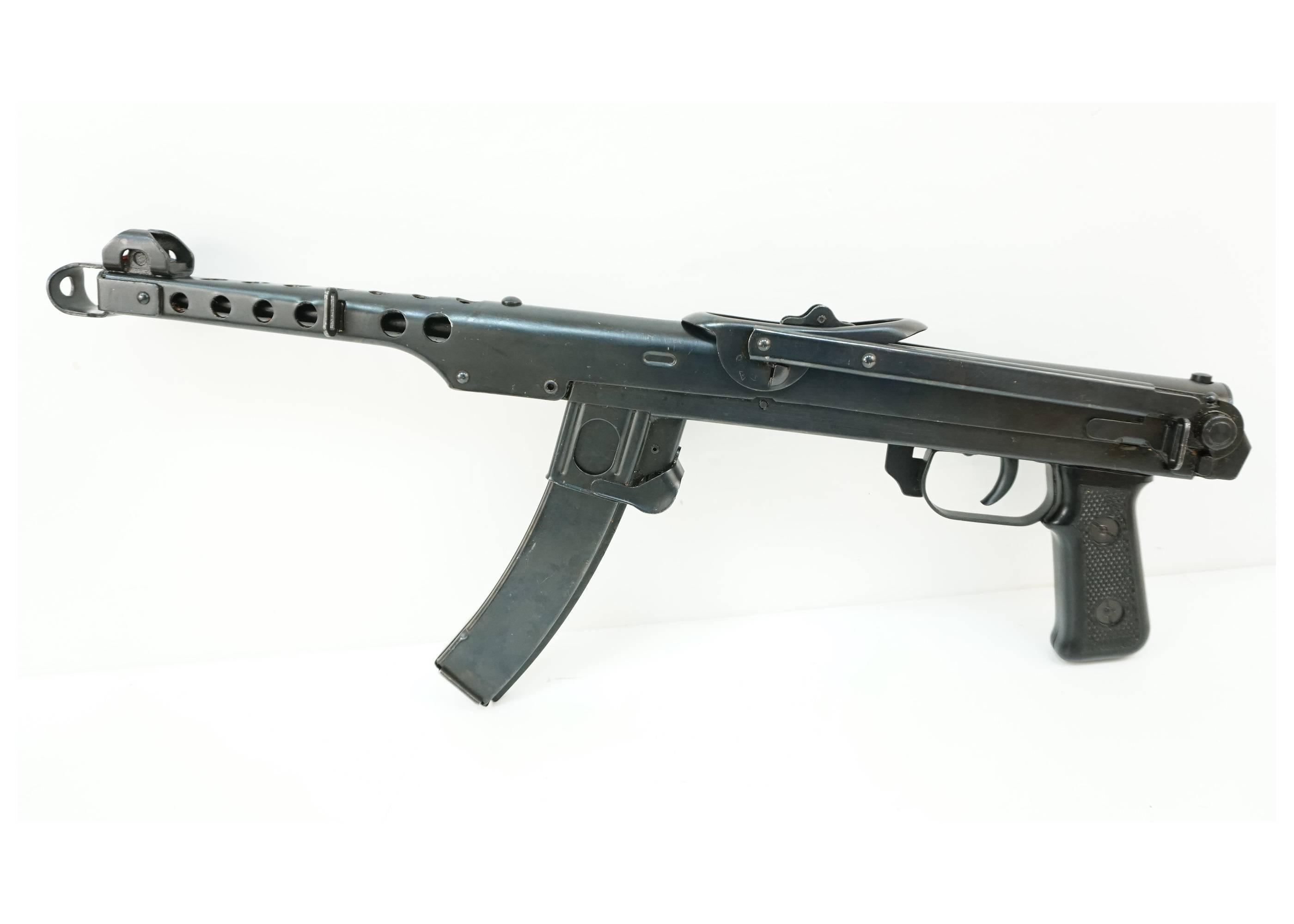 Пистолет-пулемёт судаева — википедия с видео // wiki 2