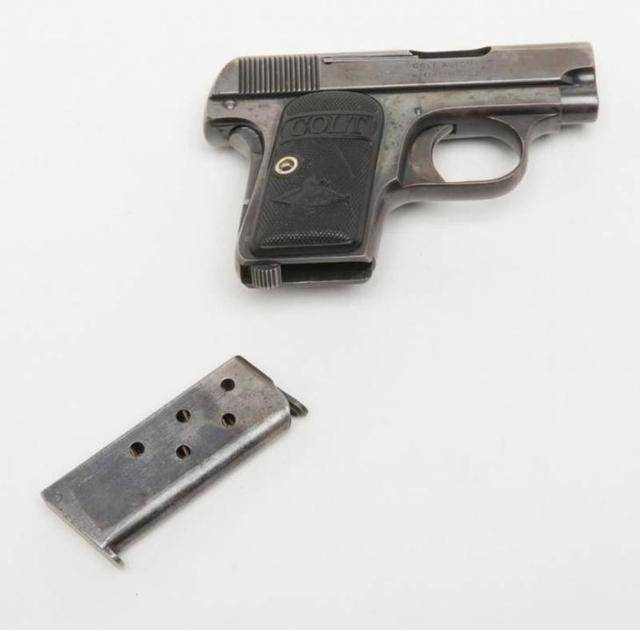 Пистолет Colt Model 1903 Pocket Hammerless