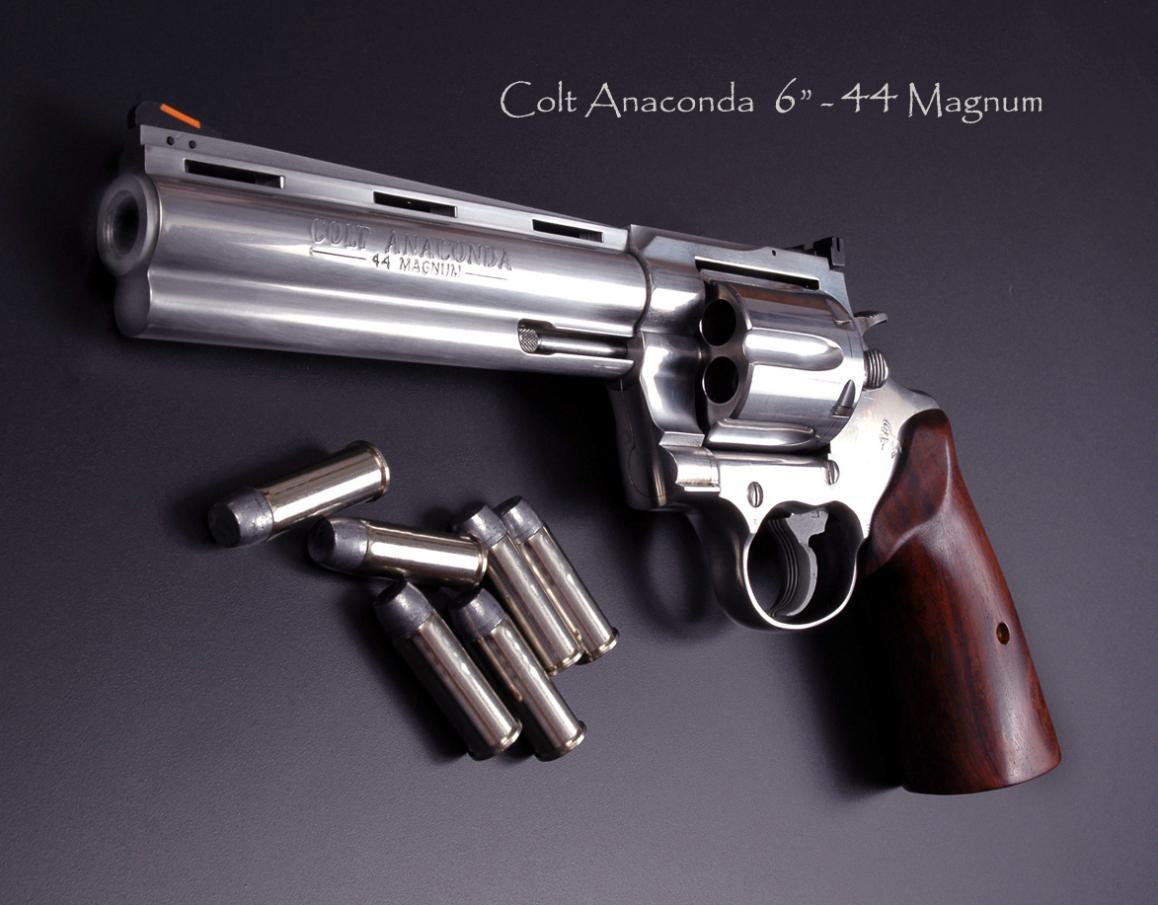 Colt anaconda — википедия (с комментариями)