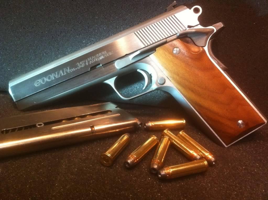 357-й калибр: краткое описание, производитель, тактико-технические характеристики, конструкция и дальность стрельбы магнума