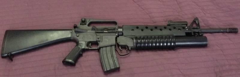 Американская винтовка м-16: капризное оружие или несправедливо подорванный авторитет