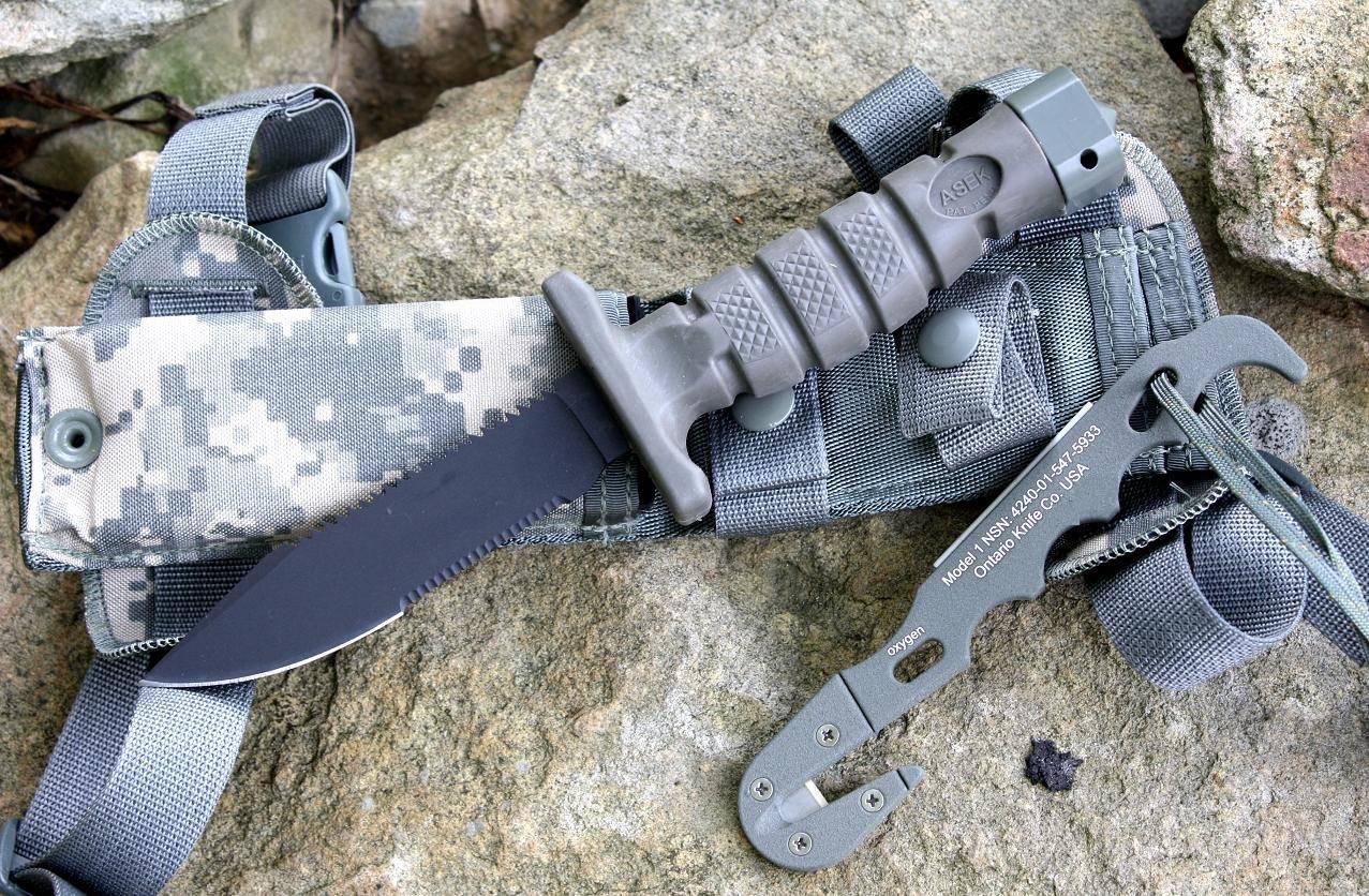 Ножи для выживания