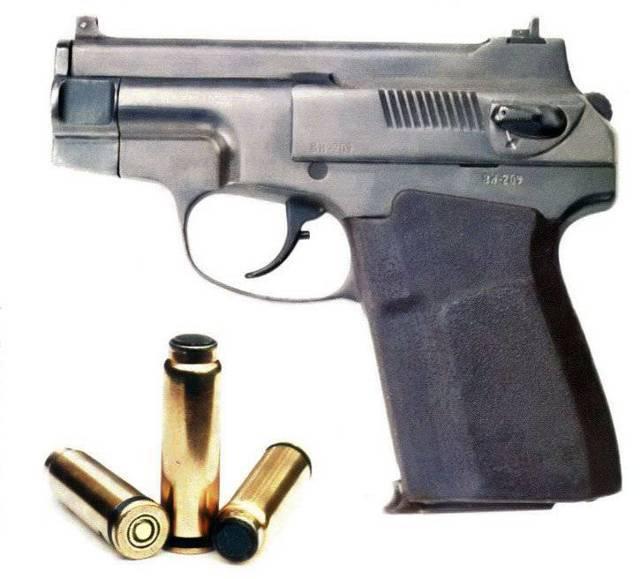 Бесшумный пистолет ПСС-2 (Россия)