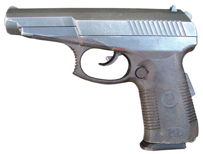 Русские пистолеты: отечественный рейтинг