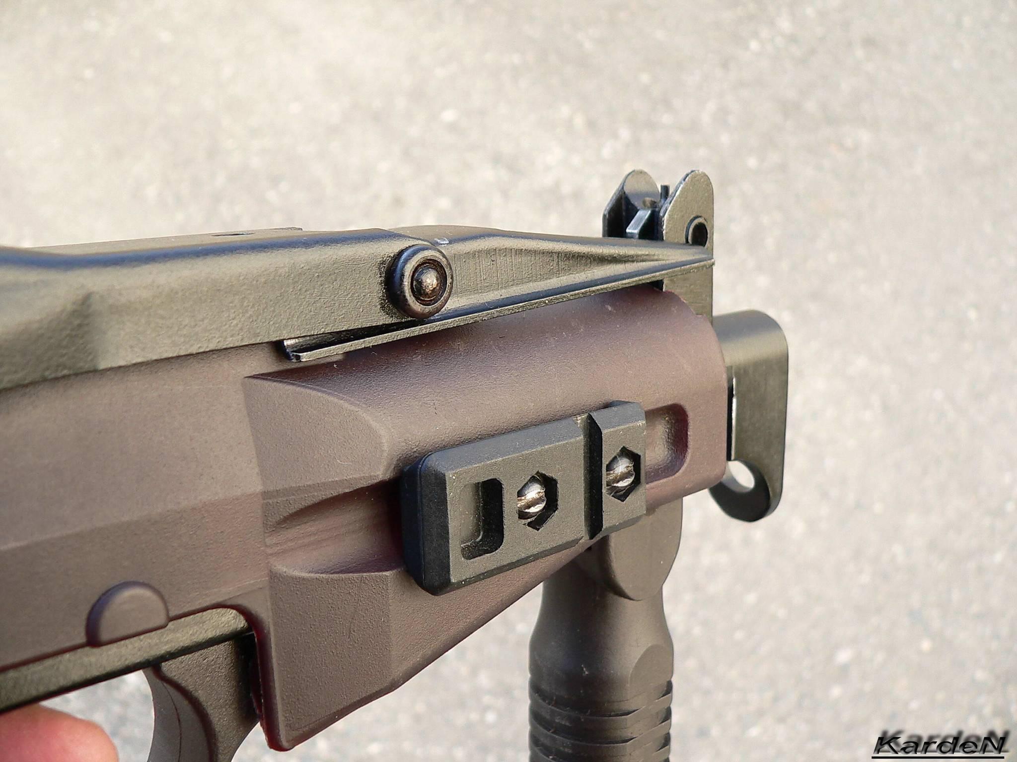 Российский пистолет-пулемет вереск: фото, характеристики, достоинства и недостатки
