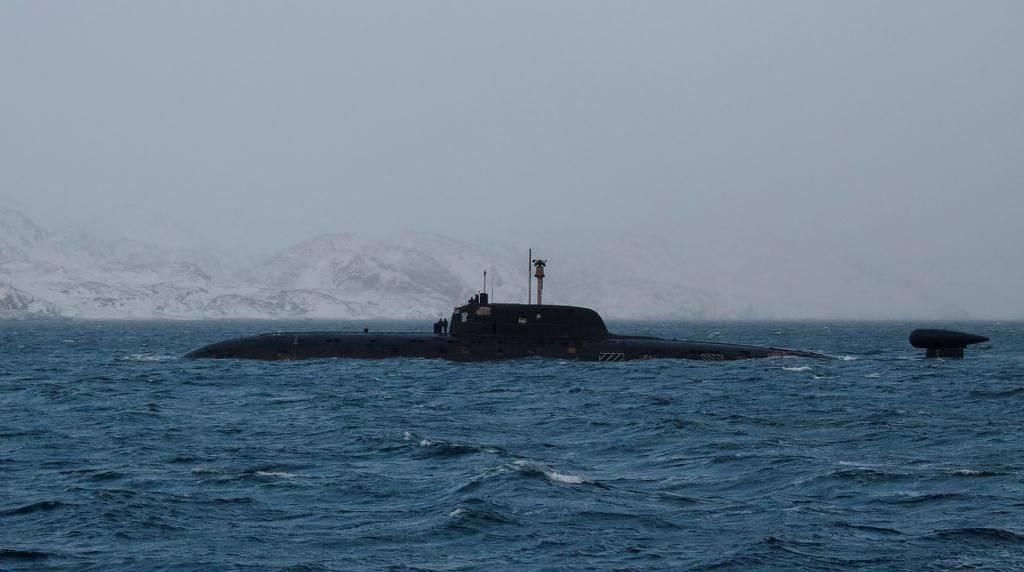 Подводные лодки проекта 945а «кондор» википедия