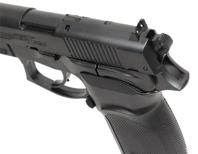 Пистолет arsenal p-m02 compact