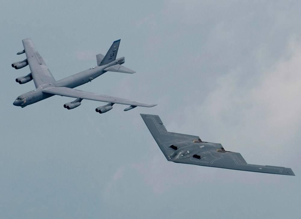 Самый тяжёлый долгожитель (американский стратегический бомбардировщик b-52 stratofortress)