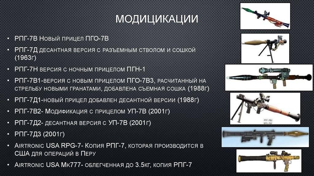 Гранатомет рпг-2. фото. видео. ттх. устройство