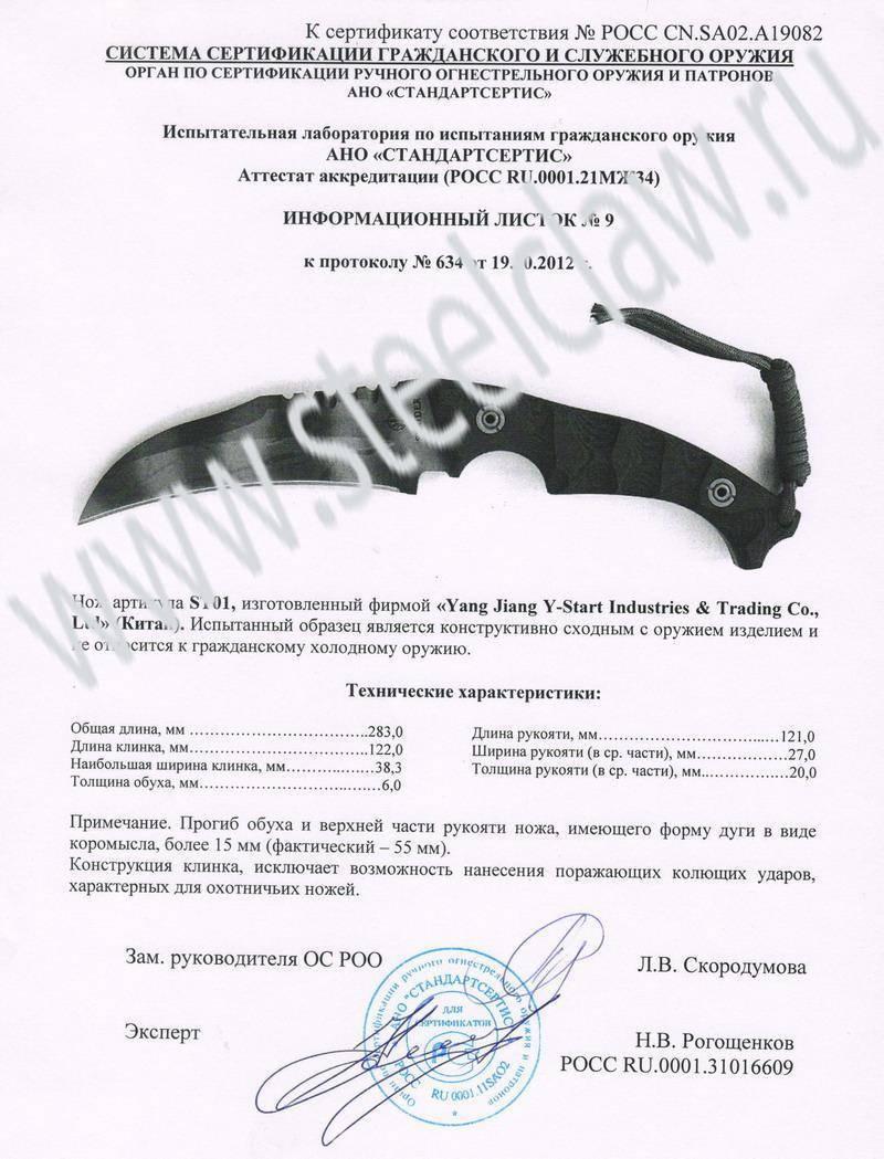 Ножи - всё о ножах: модели ножей | керамбит