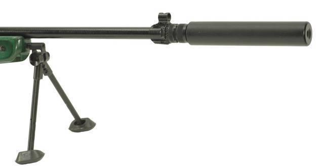Снайперская винтовка св-98 / св-338
