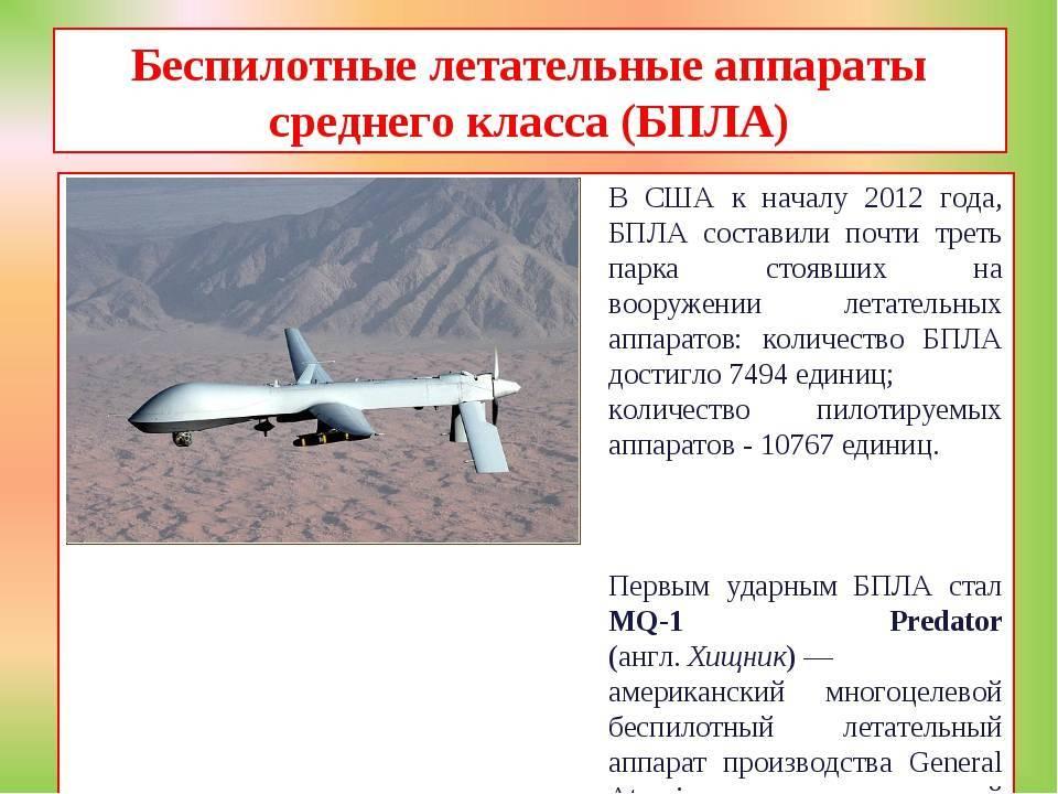 Беспилотный летательный аппарат — циклопедия