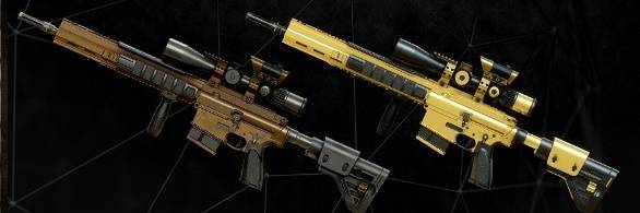 Штурмовая винтовка gewehr-3 «хеклер-кох»