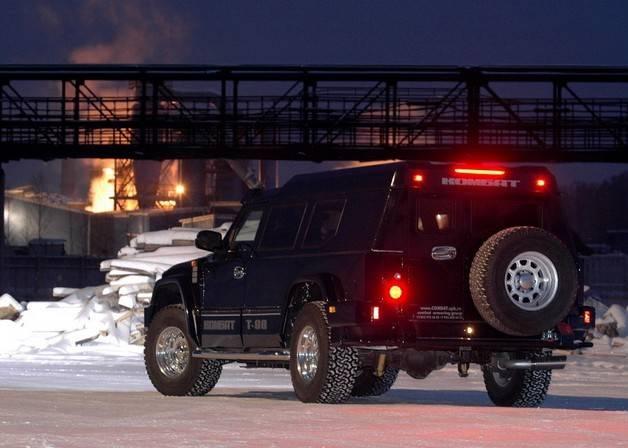 Бронированное авто | бронемашина | combat armoring group