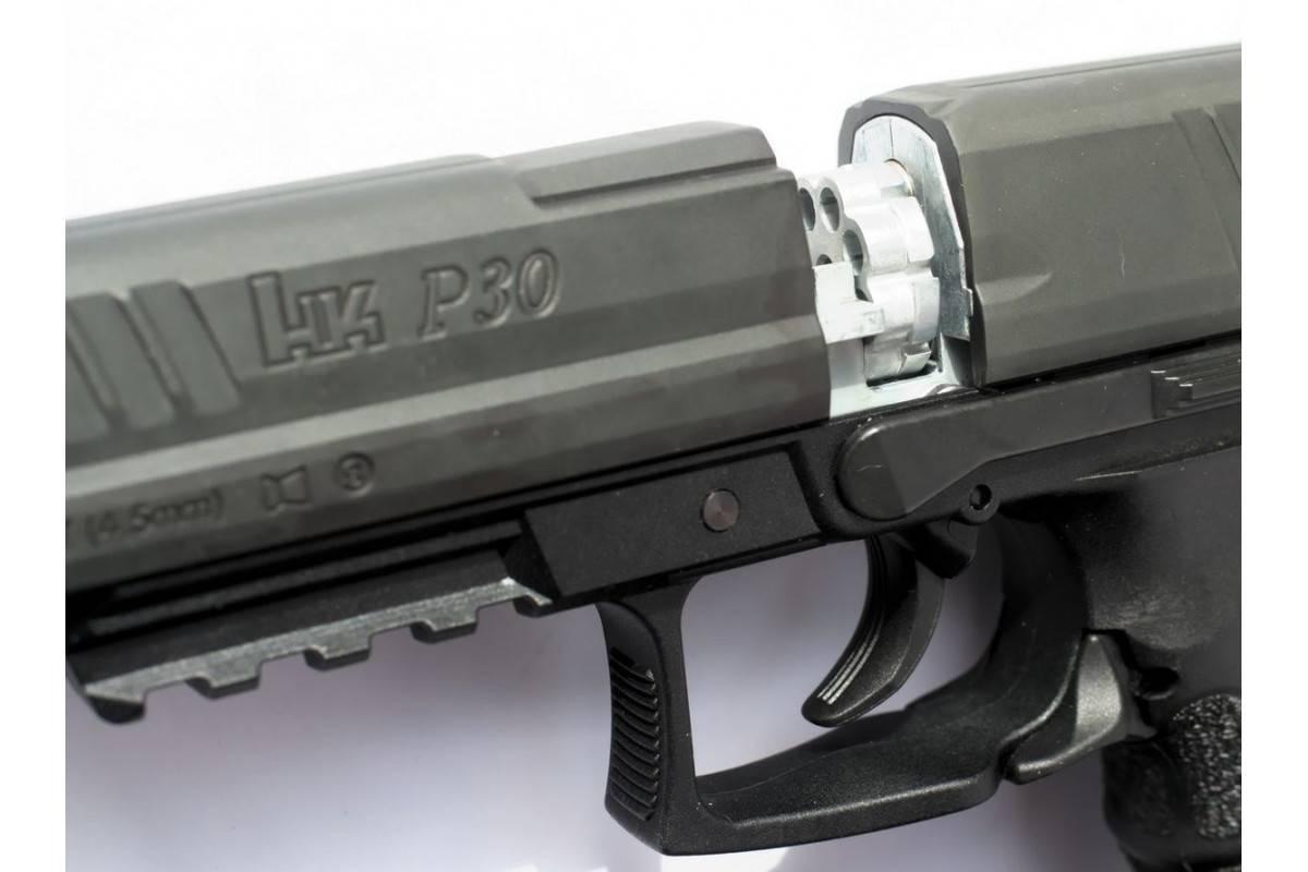 Heckler und koch p2000 / p2000 sk пистолет — характеристики, фото, ттх