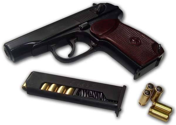 Боевой пистолет пм   криминальные авторитеты воры в законе  
