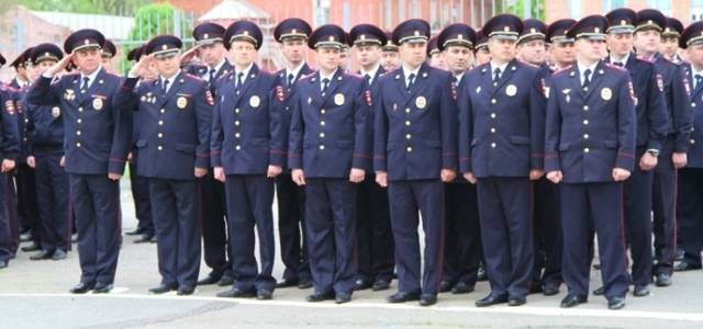 Новая форма полиции приказ мвд