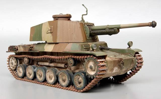 Type 3 chi-nu kai - описание, гайд, характеристика, советы для среднего танка type 3 chi-nu kai из игры мир танков на портале wiki.wargaming.net
