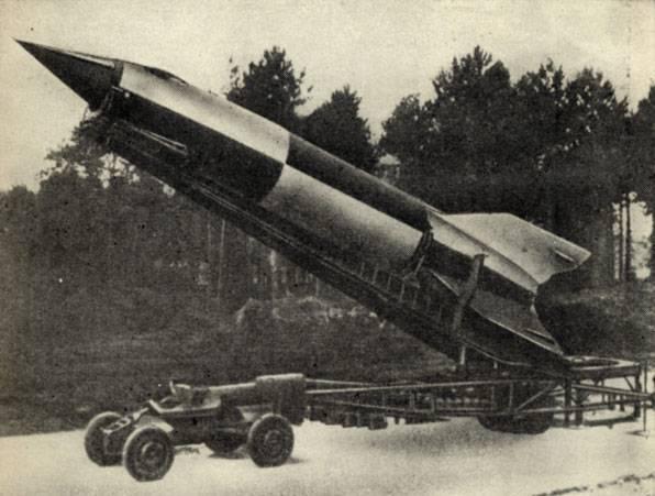 Фау-2 — википедия