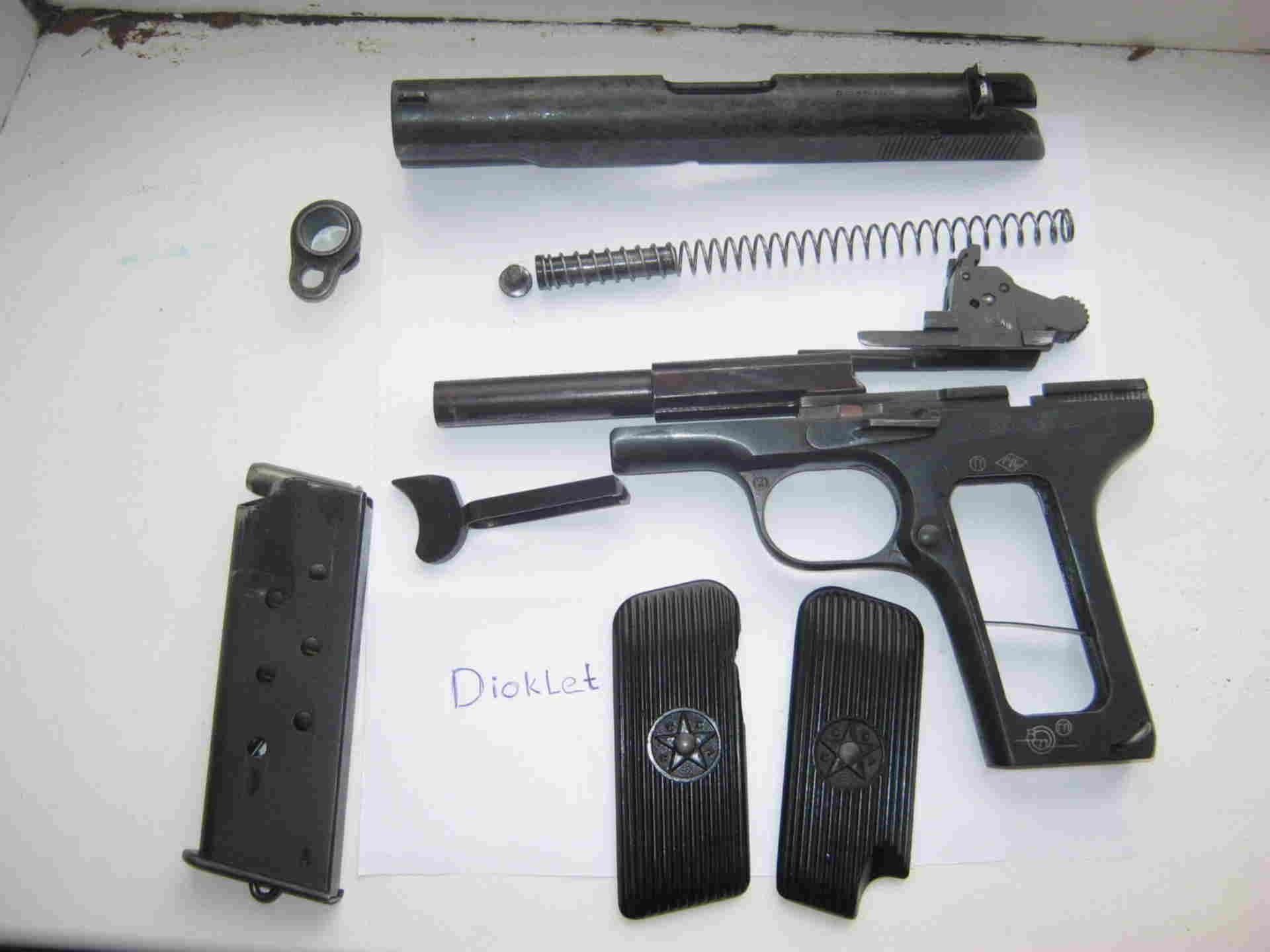 Преимущества и недостатки различных моделей травматического оружия (окончание)
