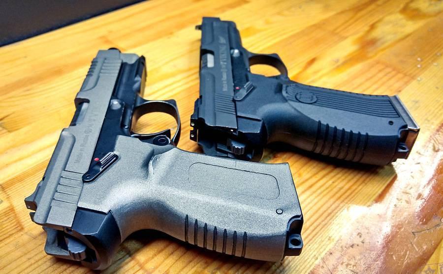 Пистолет ярыгина — википедия