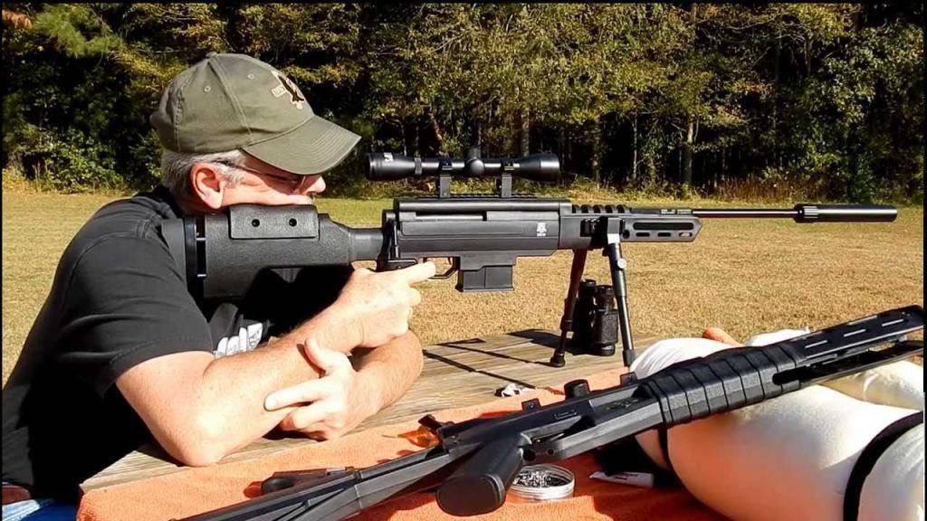 Как выбрать и пристрелять оптический прицел для карабина?