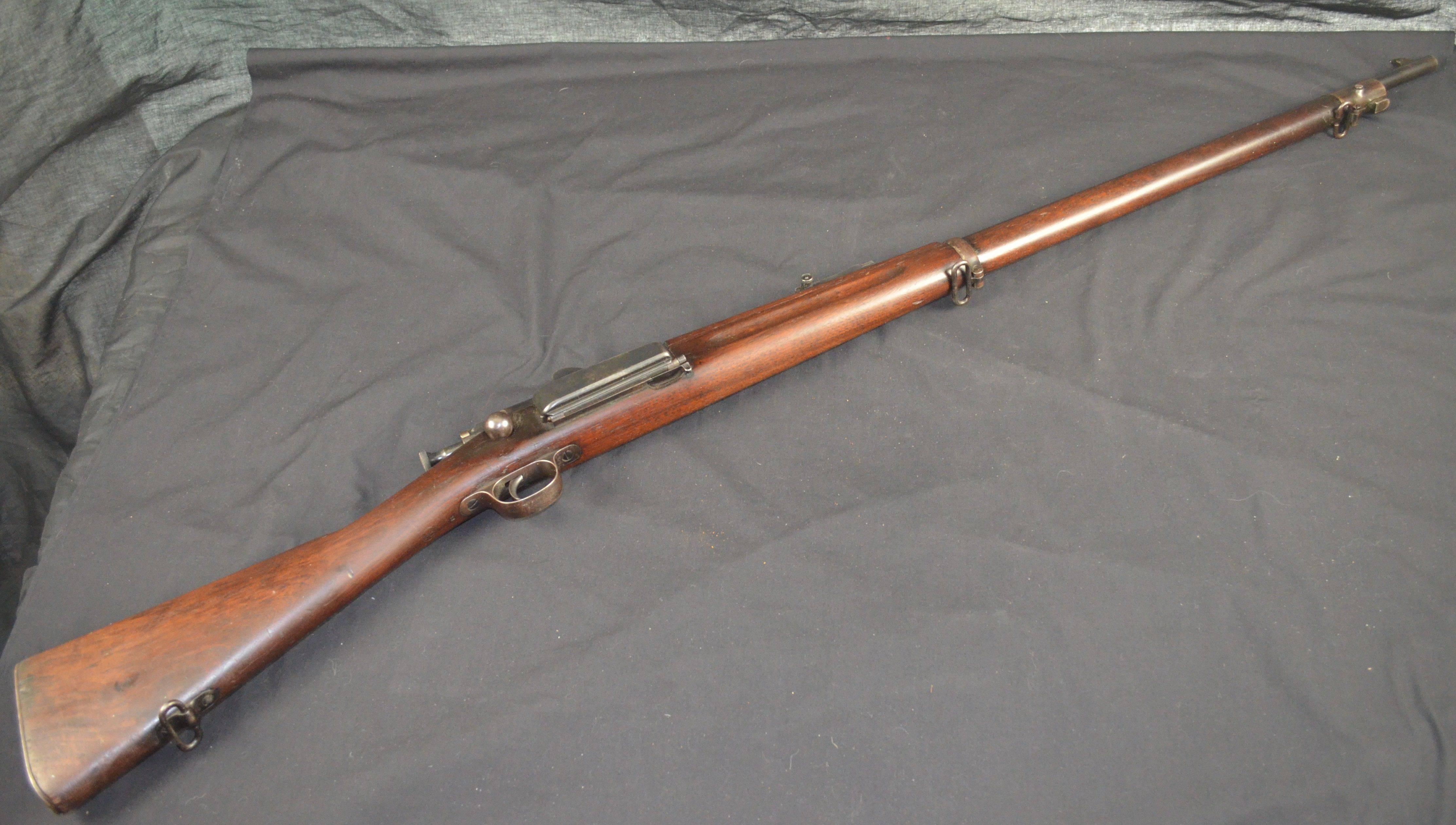 Спрингфилд модель 1892-99 - springfield model 1892–99