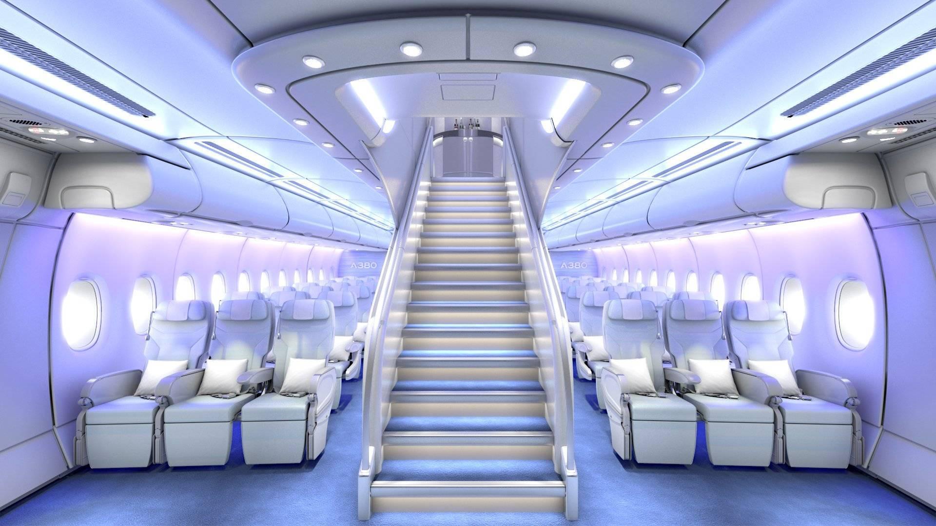 «Аэробус» А380 – летающий город