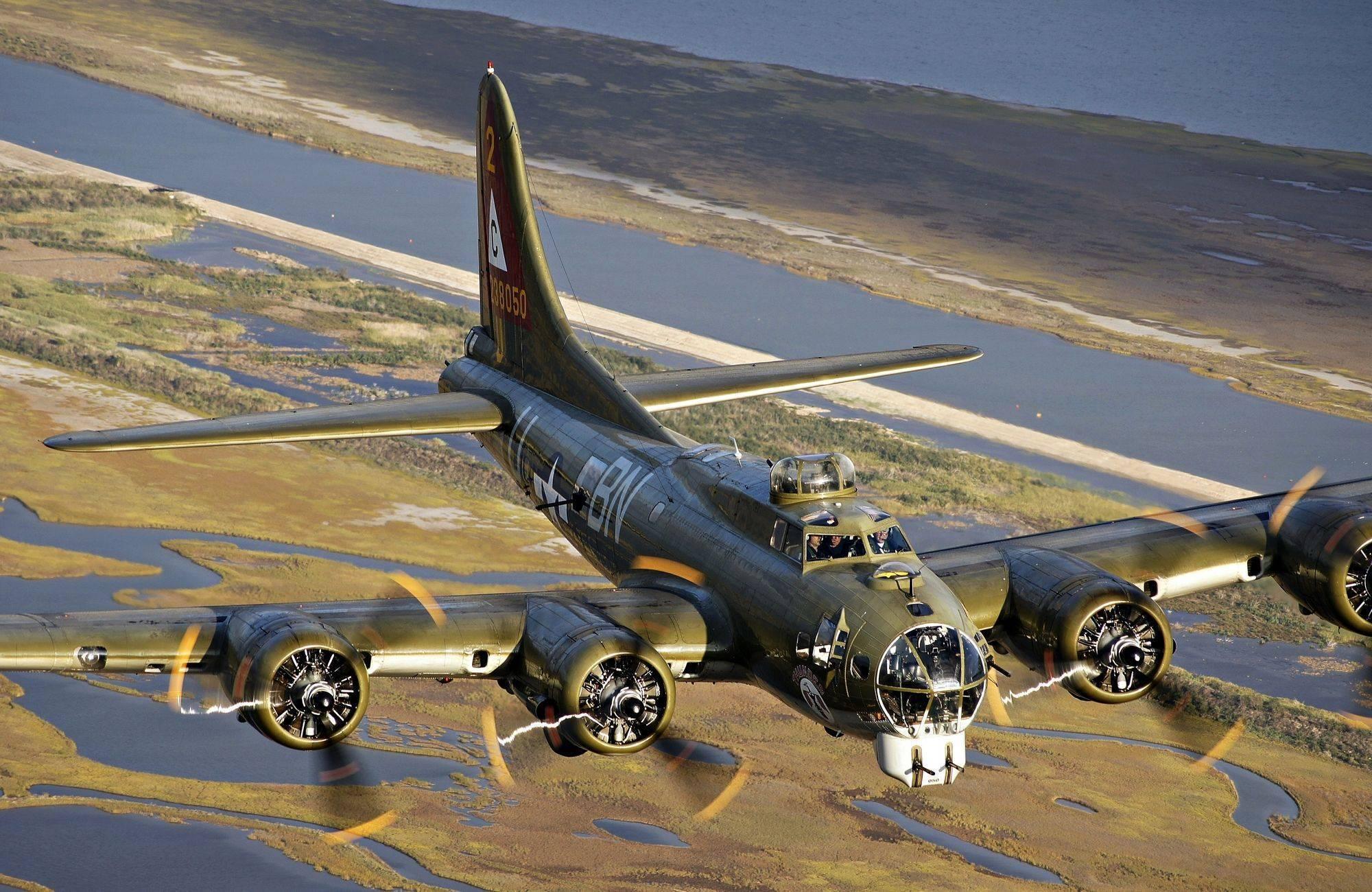 Бомбардировщик боинг b-17 «летающая крепость» | армии и солдаты. военная энциклопедия