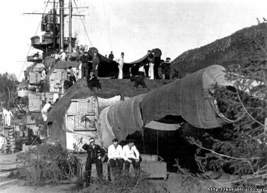 Немецкий линкор «тирпиц». судьба линкора «тирпиц»