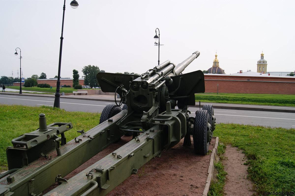 152-мм пушка 2а36 — википедия