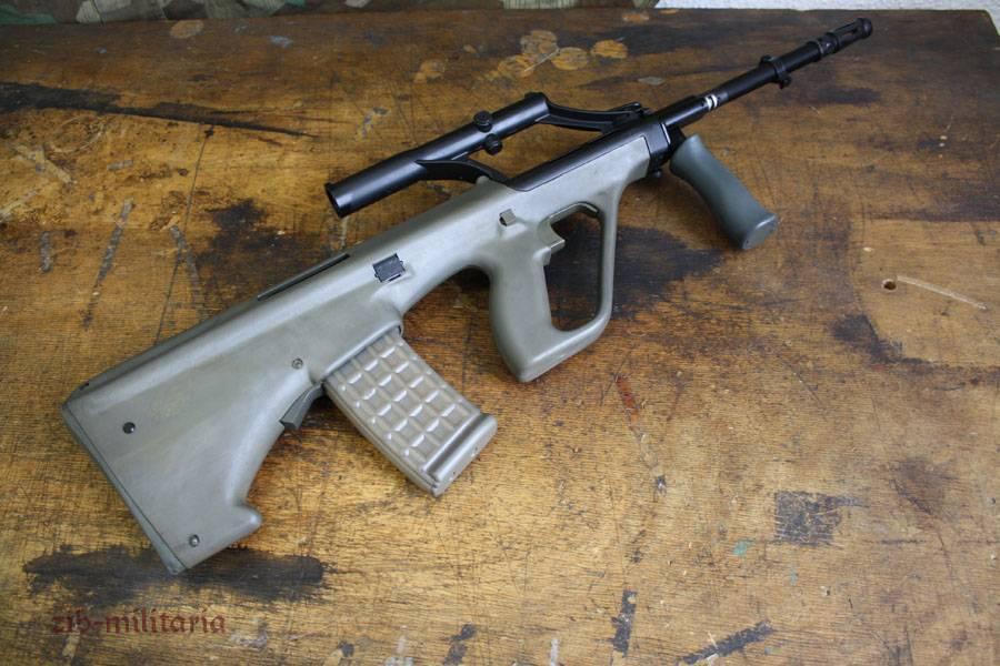 Новая модификация aug a3 m1 от steyr arms
