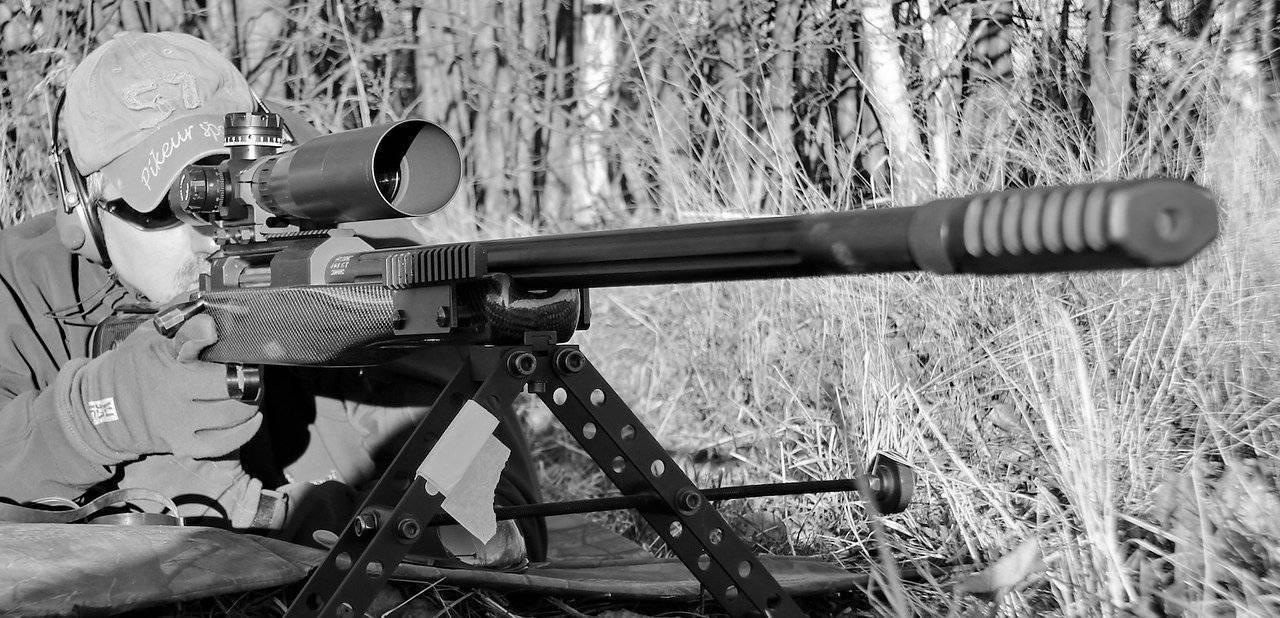 Снайперская винтовка СВЛК-14С СУМРАК
