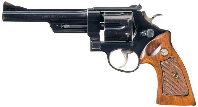 Револьвер Smith & Wesson Model 625