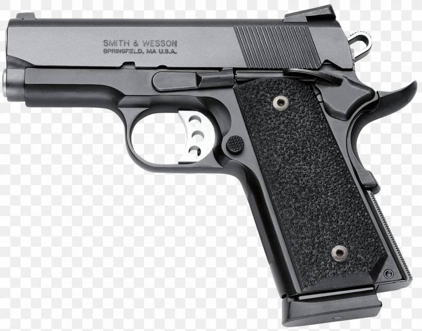 Пистолет Smith & Wesson Model SW1911