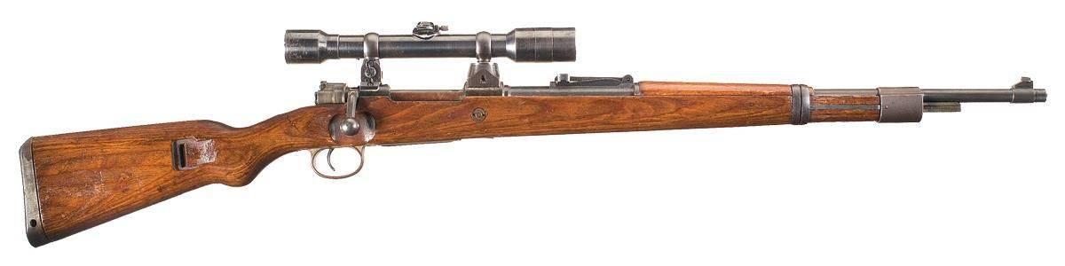Mauser 98k — википедия