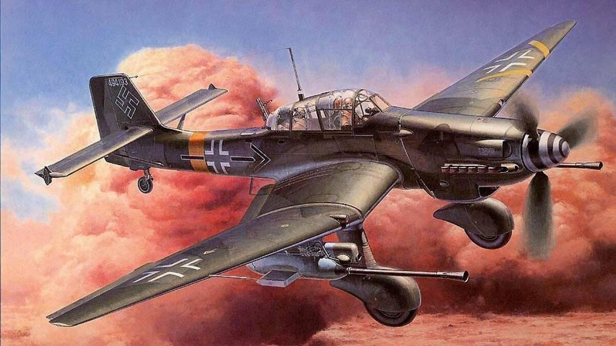 Юнкерс ju-88 лучший двухмоторный бомбардировщик люфтваффе | красные соколы нашей родины