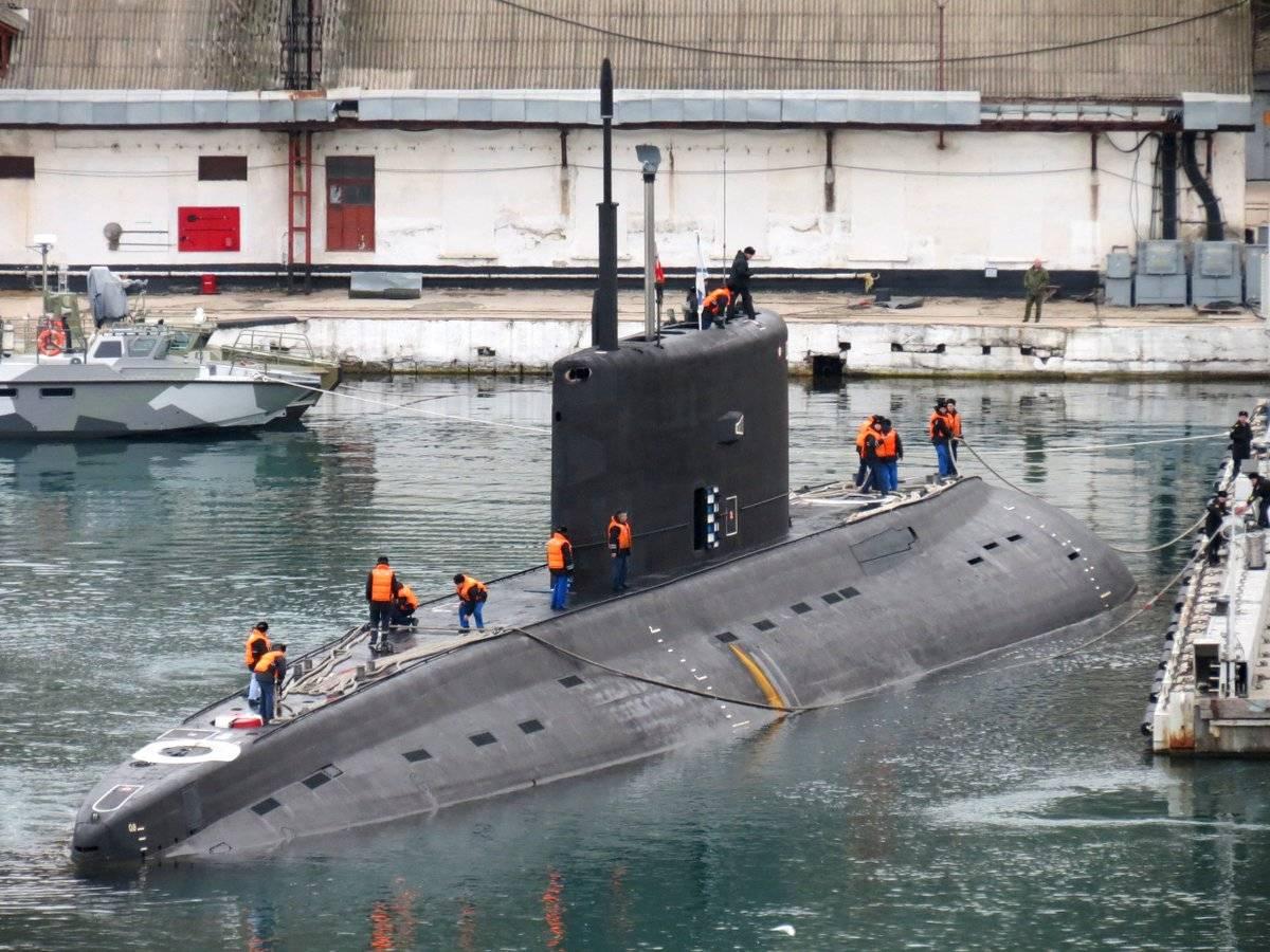 Список подводных лодок проектов 877 и 636 — википедия переиздание // wiki 2
