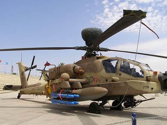Вертолёт Апач: легенда вооружённых сил США