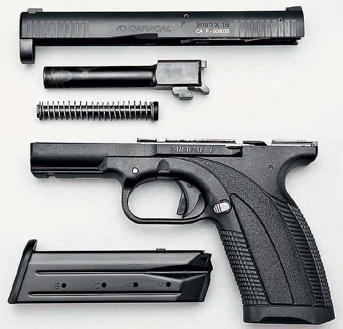 Пистолет каракала • ru.knowledgr.com
