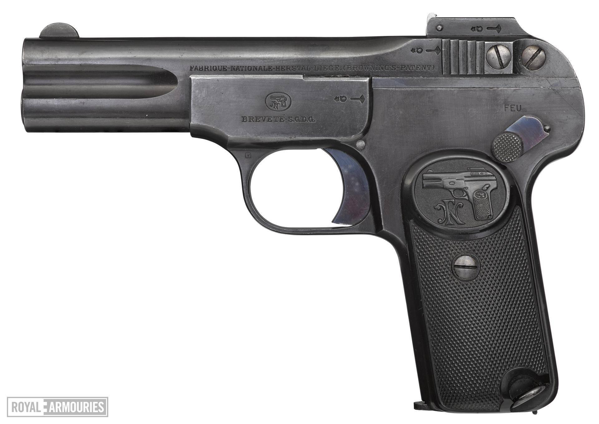 Browning m1900 — википедия. что такое browning m1900